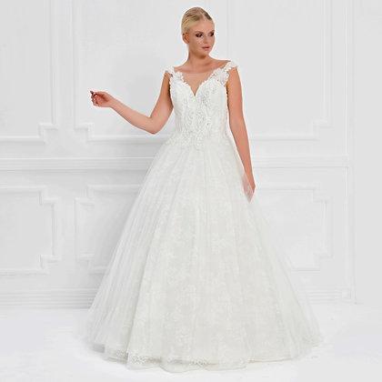 017546 Wedding Dress