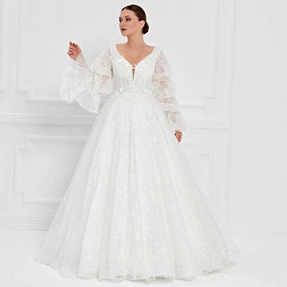 017543 Wedding Dress