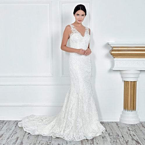 017140 Wedding Dress