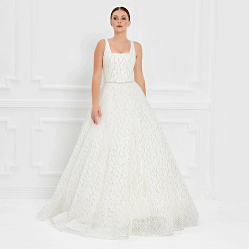 017536 Wedding Dress