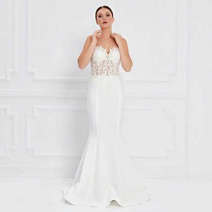 017566 Wedding Dress