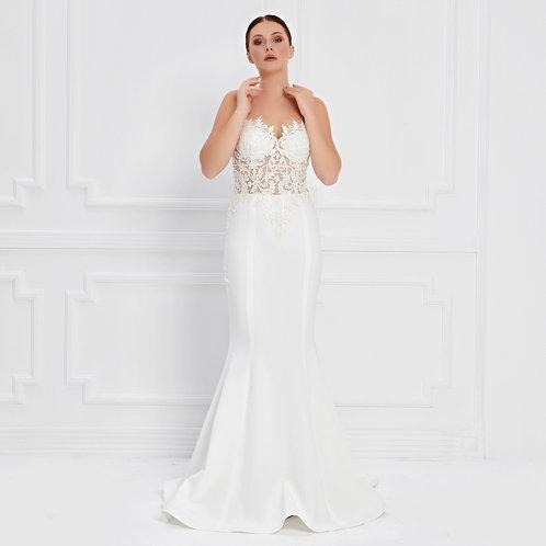 017566 Wedding Dress