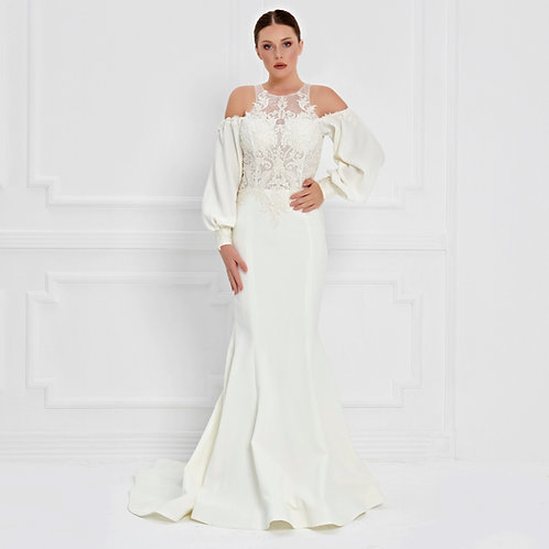017560 Wedding Dress