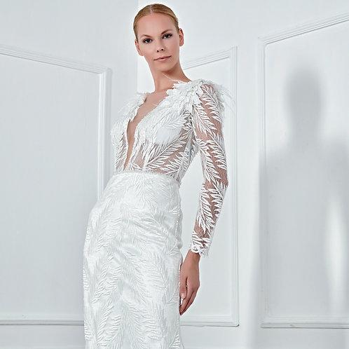 017161 Wedding Dress