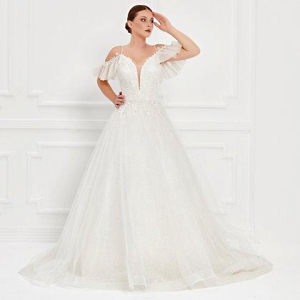 017534 Wedding Dress