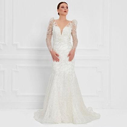 017577 Wedding Dress