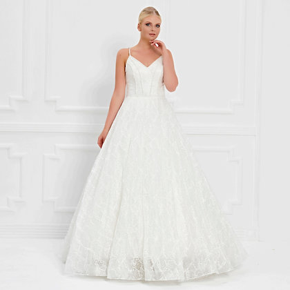017537 Wedding Dress