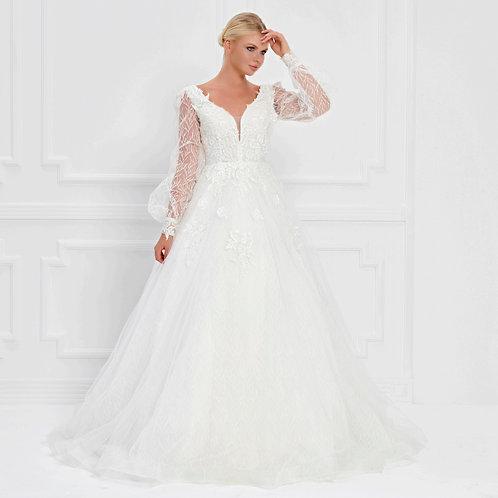 017542 Wedding Dress