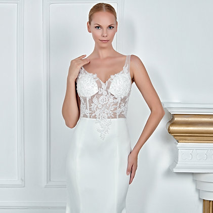 017154 Wedding Dress