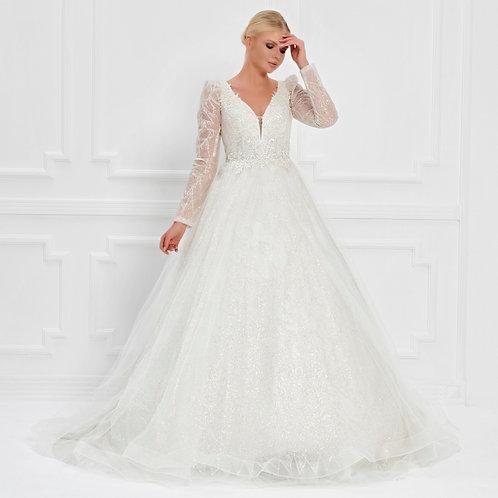 017540 Wedding Dress