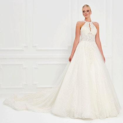 017519 Wedding Dress