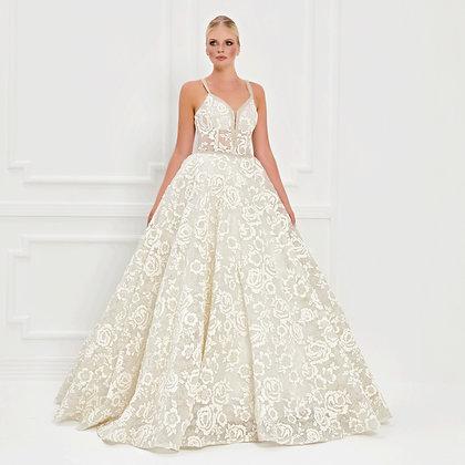 017523 Wedding Dress