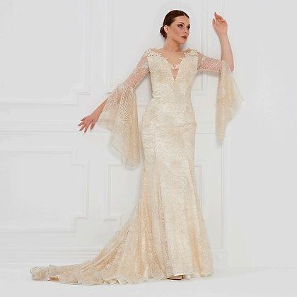 017584 Wedding Dress