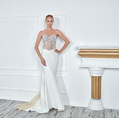017139 Wedding Dress
