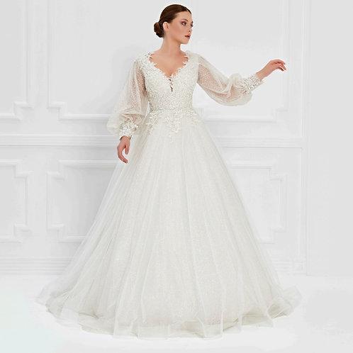 017549 Wedding Dress