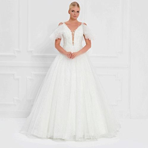 017550 Wedding Dress