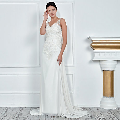 017166 Wedding Dress