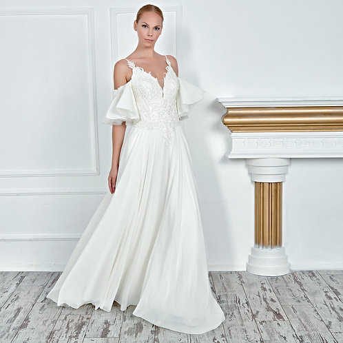 017163 Wedding Dress