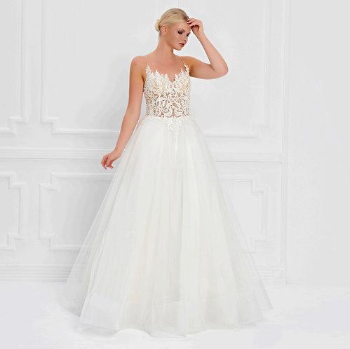 017567 Wedding Dress