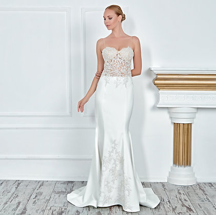017141 Wedding Dress