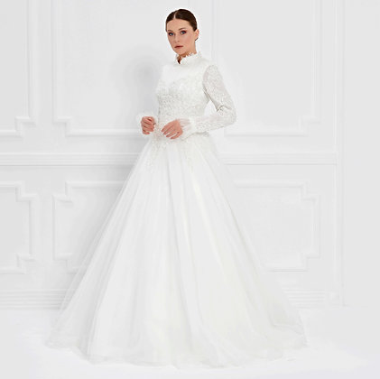 017557 Wedding Dress