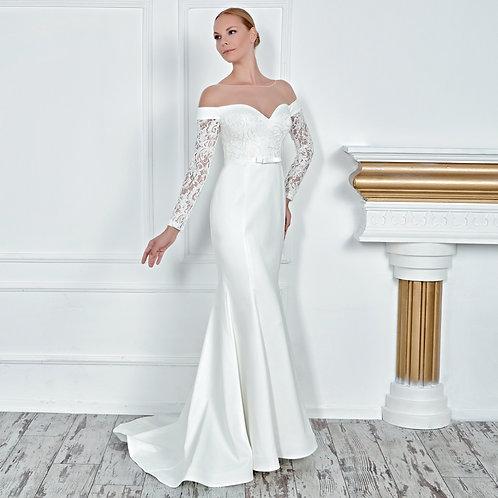 017165 Wedding Dress