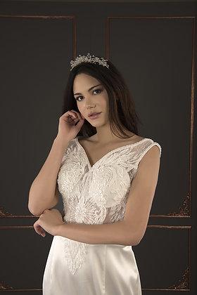 21009 Hand Beaded Wedding dress