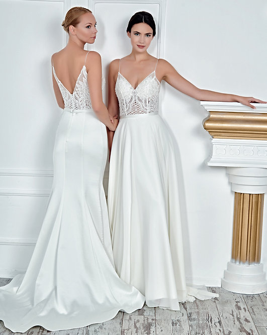 017148 Wedding Dress