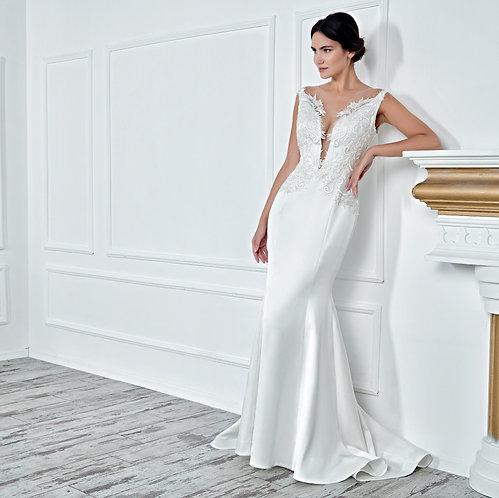 017137 Wedding Dress