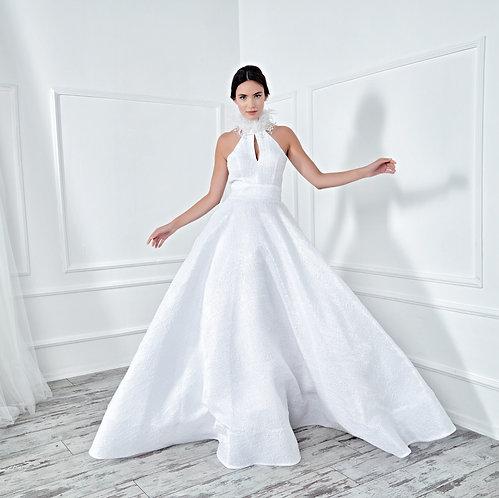 017125  Wedding Dress