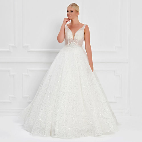 017548 Wedding Dress