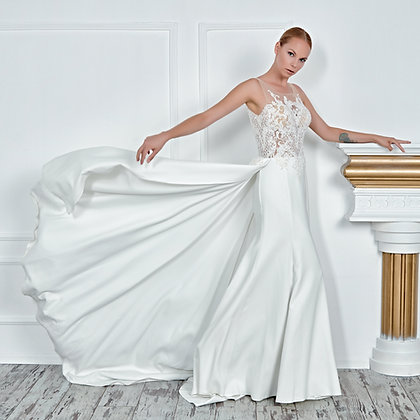 017158 Wedding Dress