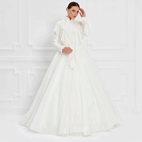 017553 Wedding Dress