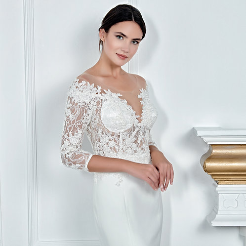 017168 Wedding Dress