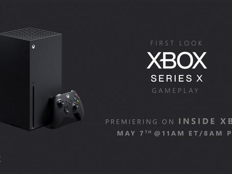 Xbox Series X show focused on games happening next week