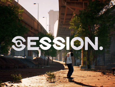 Skateboard game Session now on Xbox One