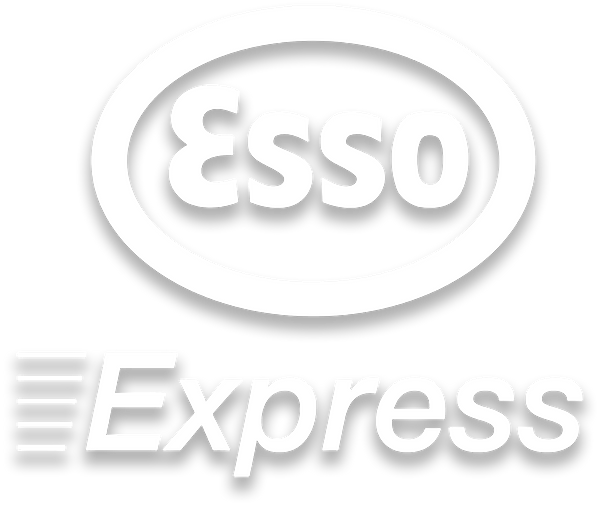 Esso Express hvit skygge.png