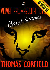 Thomas Corfield Dooven Books Velvet Paw of Asquith Hotel Scenes