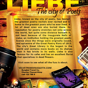 The City Of Poets