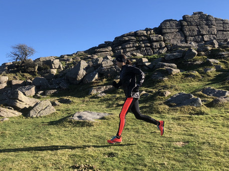 Trail Running in Devon - Part Two