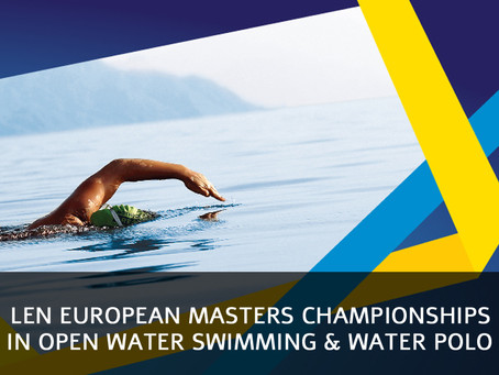 Open Water Training Camp and LEN Masters Championships with Swim Coach Daniel Katzir