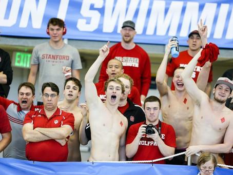 Gil Kiesler to swim at NC State University