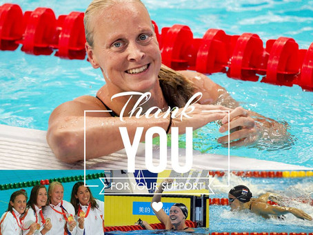 Inge Dekker decided to end her active swimming career