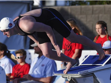 Katie Ledecky is a better at swimmer than anyone can imagine