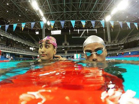 Day 5 at Rio Olympic Pool