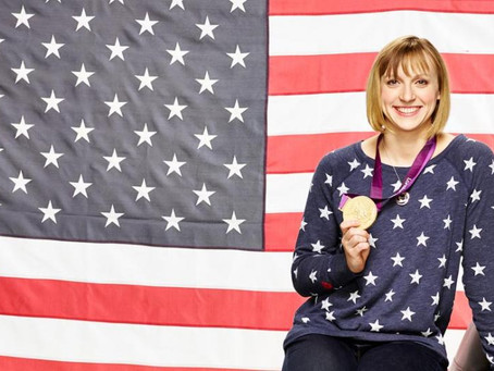Who is... Katie Ledecky ?....