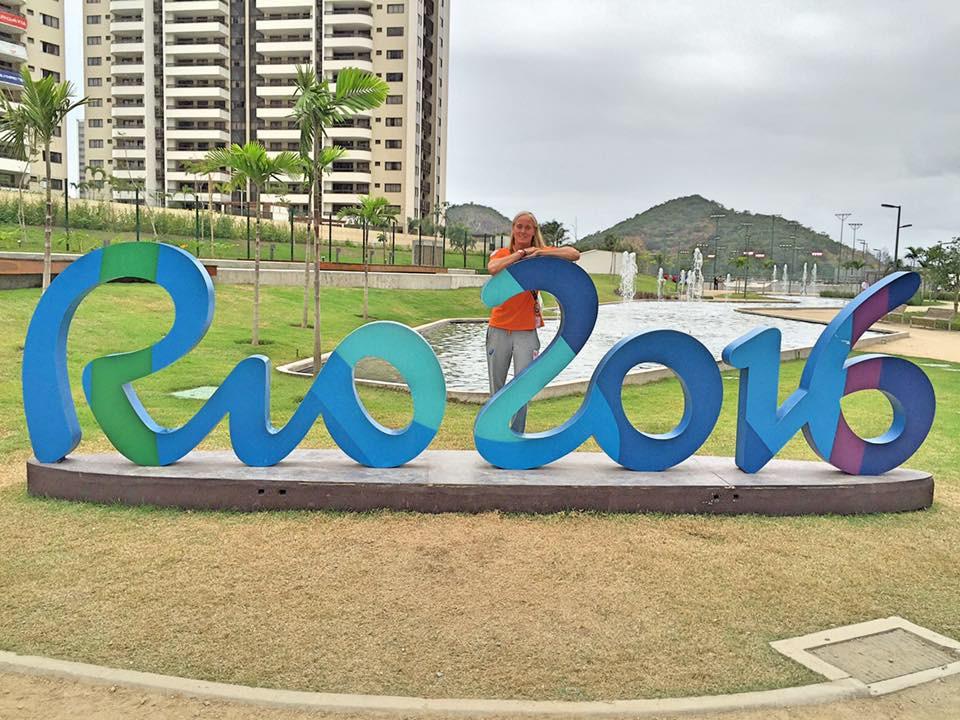 Inge Dekker at Rio 2016