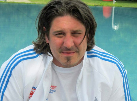 Milos Mastor Bradic is appointed to be national Water Polo coach in Israel