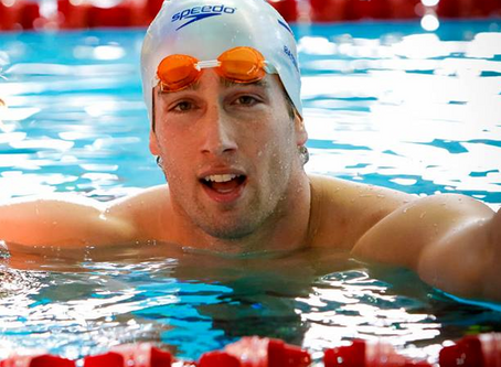 What will Olympic Swimmer Guy Barnea do in 2017?