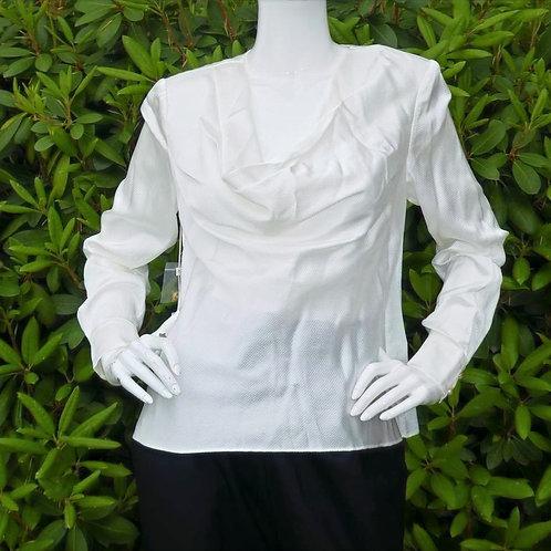 Womens Ronny Kobo Jayce Long Sleeve Blouse (HFRK-912577PBS)